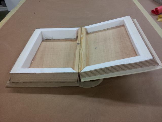 Libro falso - Como hacer un libro hueco ...